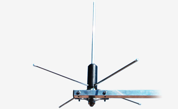 Homepage: The central antenna